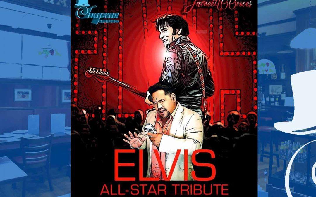 Elvis: All Stars Tribute en el Chapeau