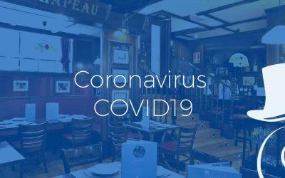 Covid-19: Actualizaciones sobre nuestros servicios